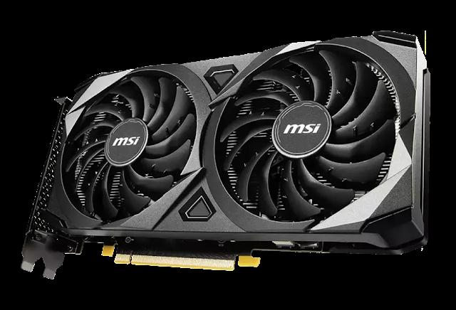 MSI-GeForce-RTX-3060-Ventus-2X-OC-12GB
