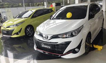 Harga Toyota Yaris 2019