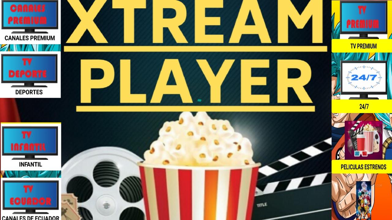 شاهد القنوات الترفيهية اللاتينية والانمي مجان/xtream-play