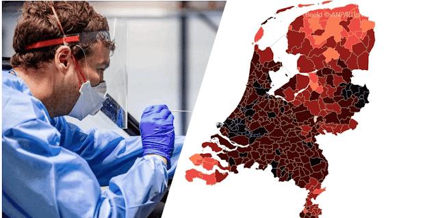 آخر تطورات كورونا..ارتفاع أرقام الإصابات والوفيات في هولندا