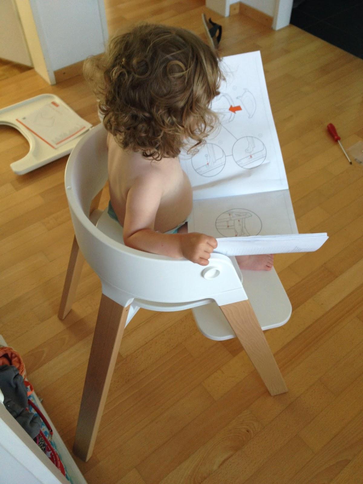mutterfutter testbericht stokke hochstuhl steps. Black Bedroom Furniture Sets. Home Design Ideas