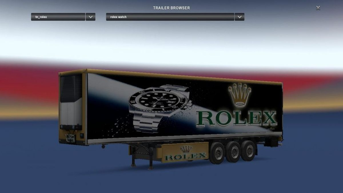 Rolex Watch Trailer [1.30]