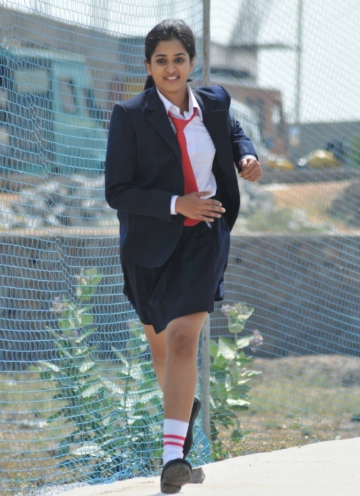 Boobs Indian School Girl