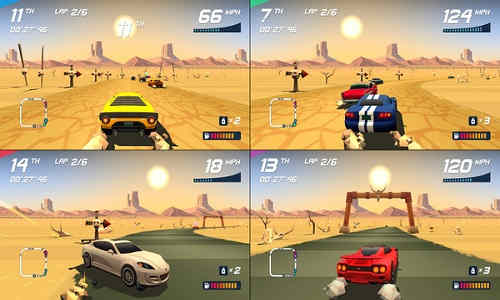 Horizon Chase Turbo Game Free Download