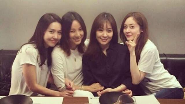 Fin K.L 핑클  reunion reality album