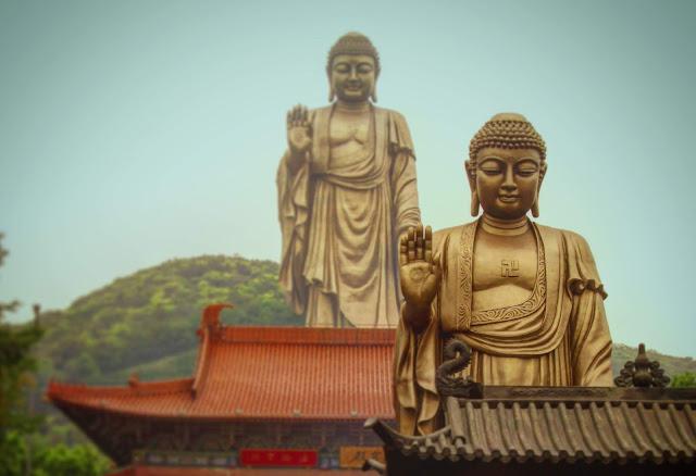 Gran buda de Ling Shan como llegar