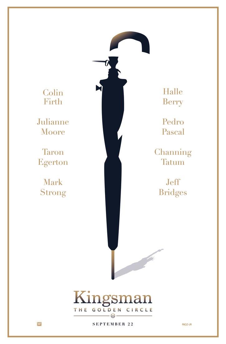 Kingsman : The Golden Circle (2017) Review