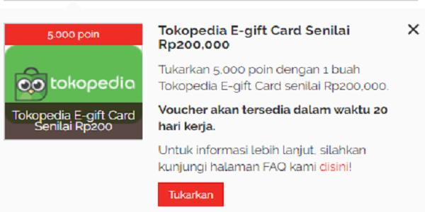 Cara Mendapatkan Voucher Tokopedia Gratis Rp200.000 dari Situs Survey Yougov