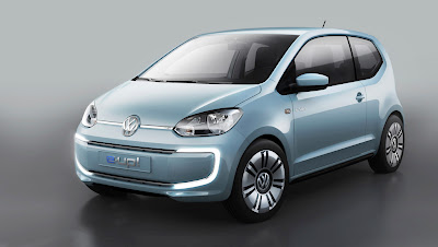 vw to launch all electric e golf e up in frankfurt. Black Bedroom Furniture Sets. Home Design Ideas