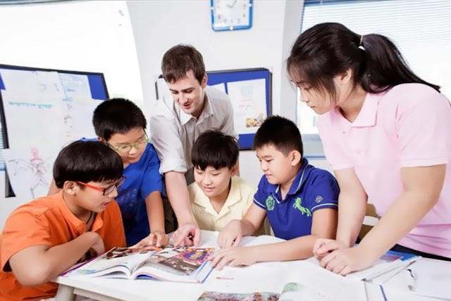 Tiếng Anh cho trẻ 11 - 16 tuổi