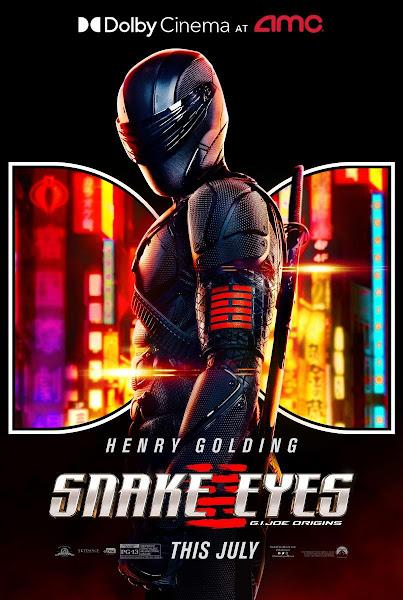 G.I. Joe: Snake Eyes en Español Latino