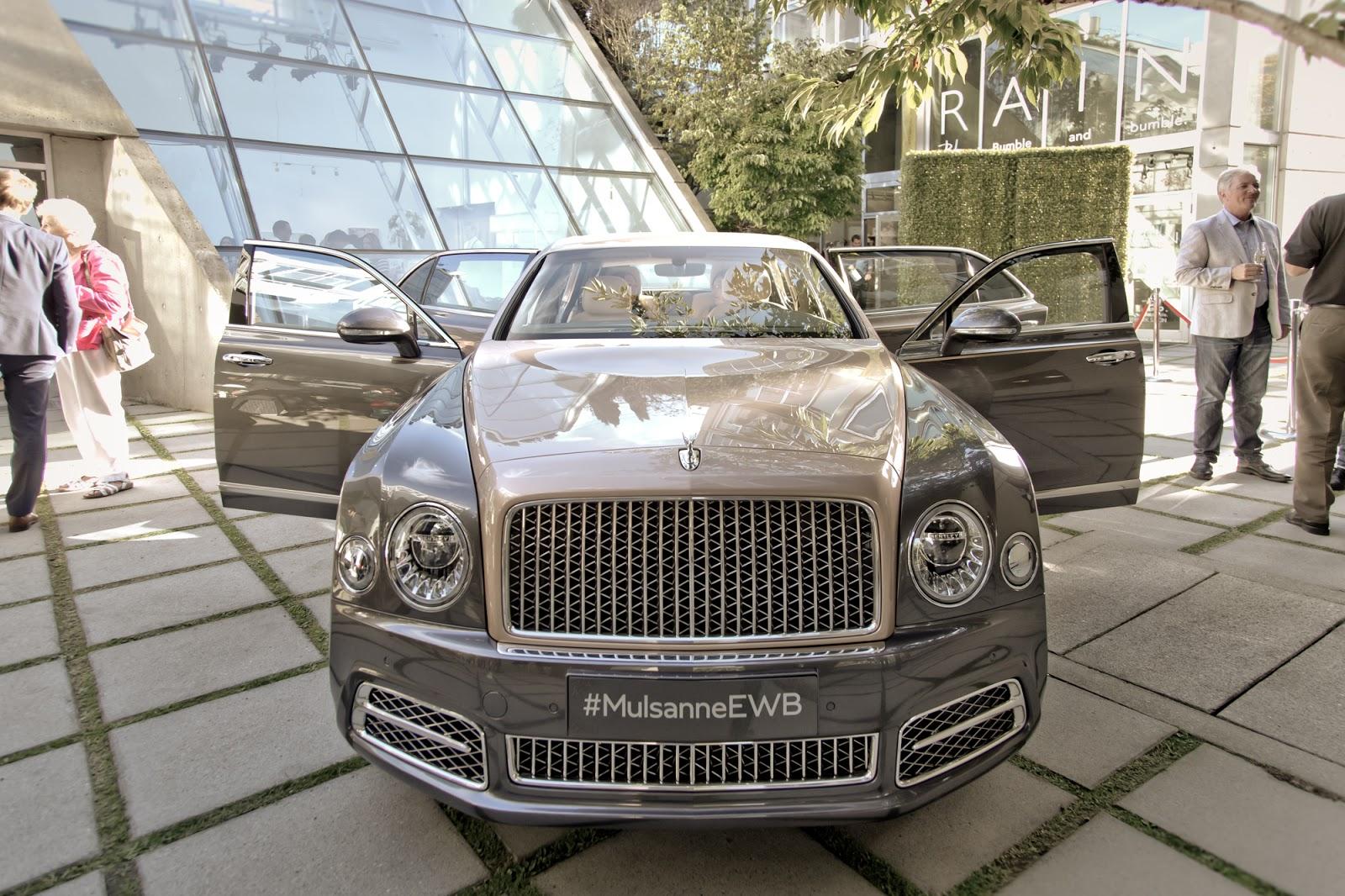 European Pianos In Vancouver Fazioli At Unveiling Of Bentley S New