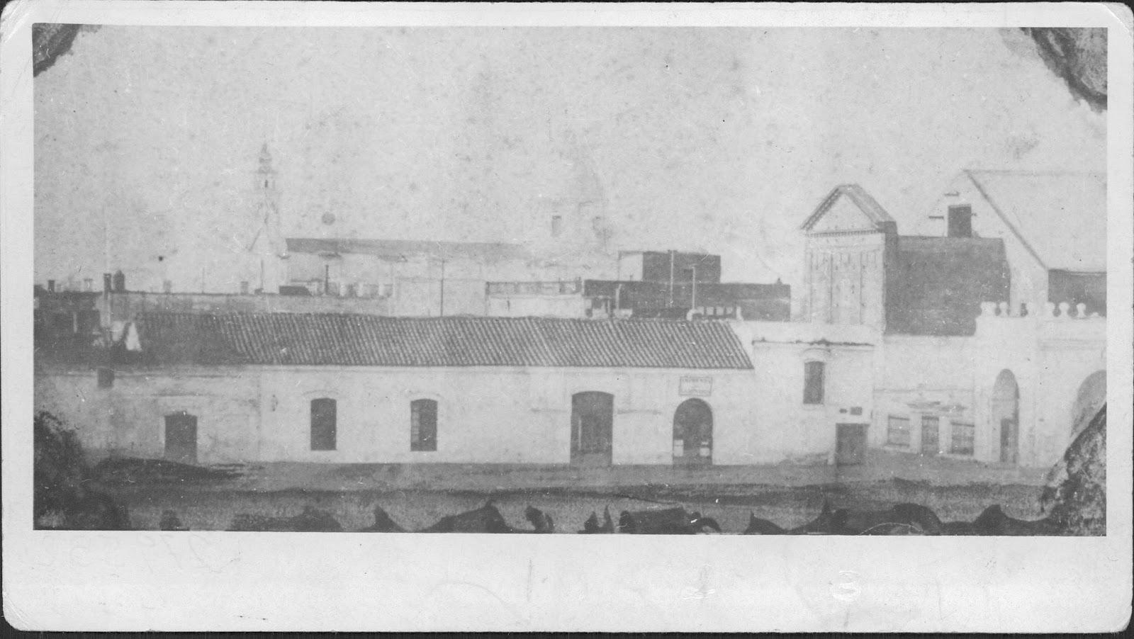 Resultado de imagen para el primer teatro coliseo en 1804