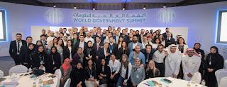 """في دورتها الأولى، جمعت مبادرة """"روّاد الشباب العربي"""" 100 شاب وشابة من مختلف دول الوطن العربي في لقاء محفز وثريّ ومناقشات حيوية وهامة لإثراء مجتمعاتنا العربية خلال فعاليات القمة العالمية للحكومات 2018."""