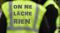 Stéphanie Kerbarh, députée LREM de Seine-Maritime, a constaté le 9 juillet que la phrase «GJ on lâche rien» avait été taguée sur la porte sa permanence à Fécamp. L'élue a déposé plainte, évoquant notamment les coûts engendrés par ces dégradations.