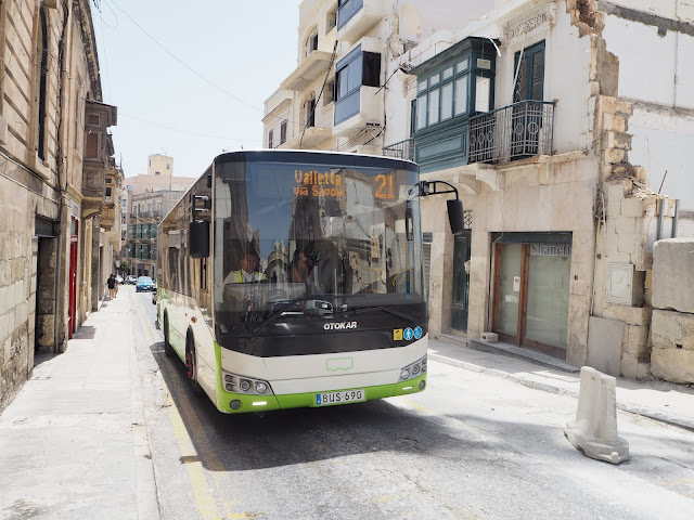 Malta holiday - is it worth a visit bus travel