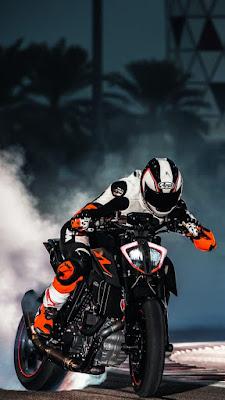 KTM RIDER'S Amazing Stunts Images 2020