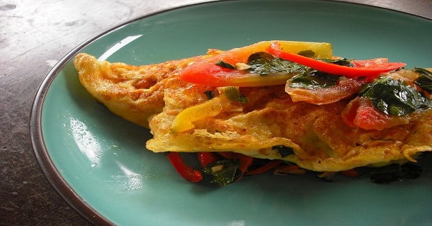 Healthy Omelet With Malunggay Recipe