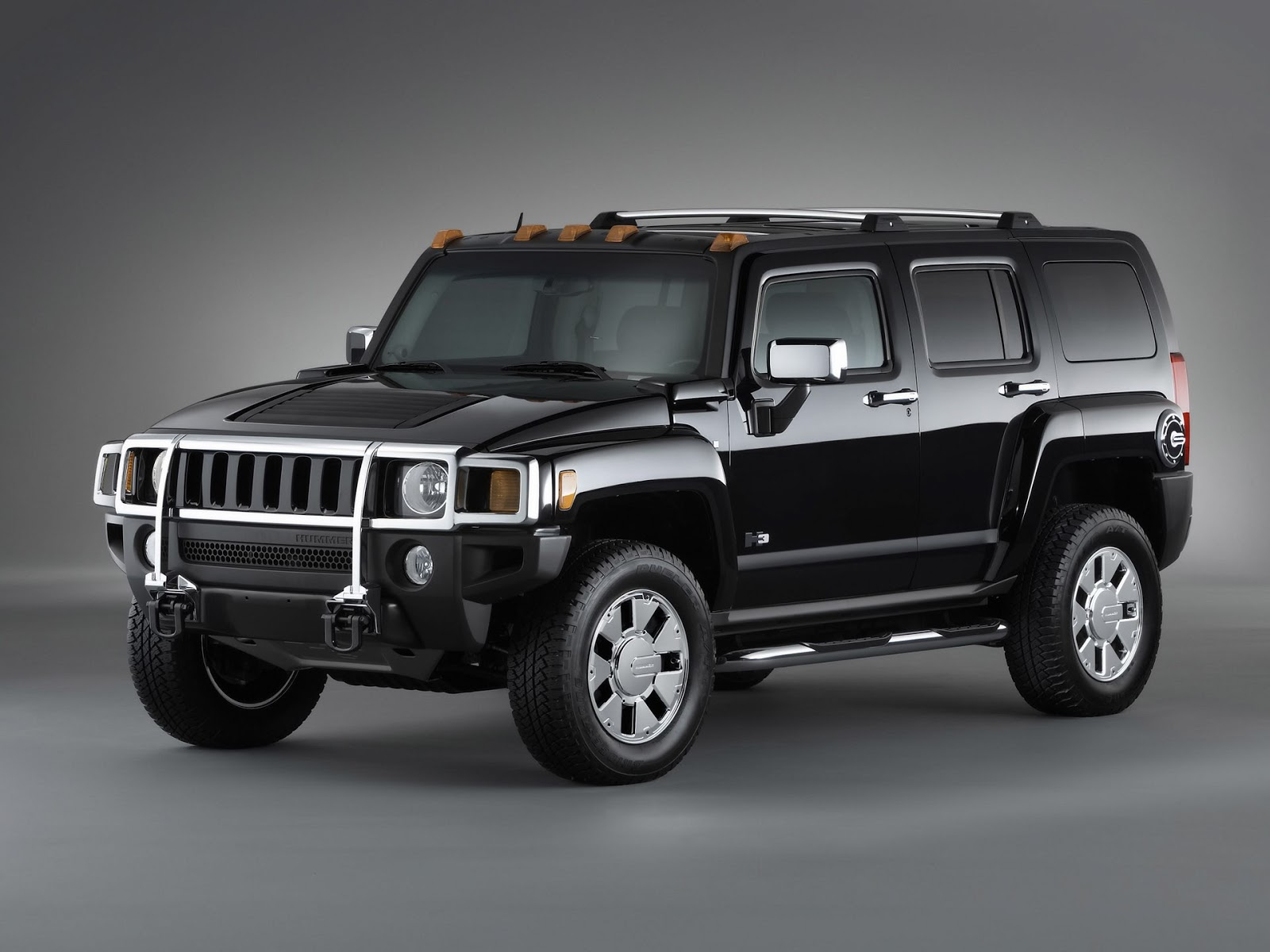 All bout Cars Hummer H3
