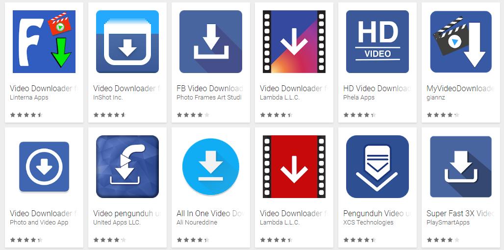 aplikasi download video dari facebook