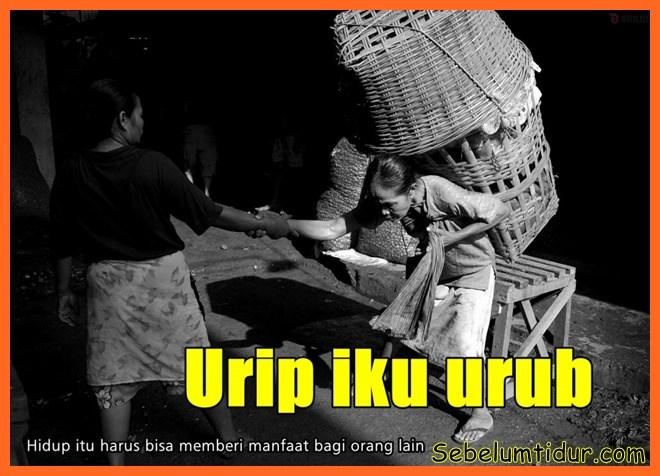 Quotes Bahasa Jawa Assalamualaikum Man Jadda
