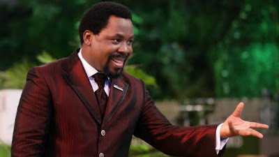 We Will Wait To Hear From God When To Reopen Our Chirch - TB Joshua