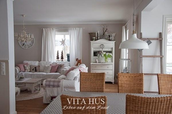 esszimmer wohnzimmer vitahus. Black Bedroom Furniture Sets. Home Design Ideas