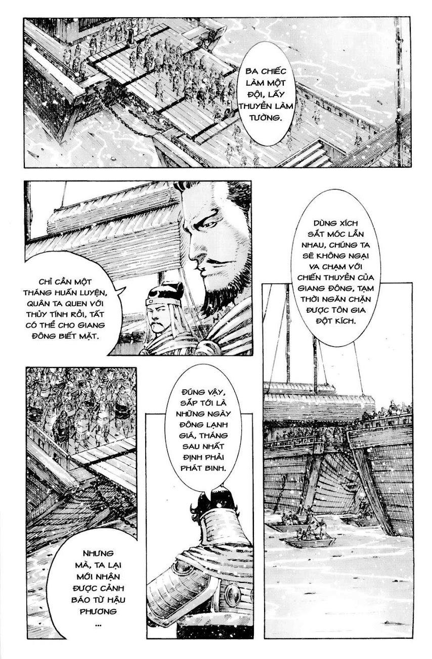 Hỏa phụng liêu nguyên Chương 403: Đệ nhất quân sư [Remake] trang 13