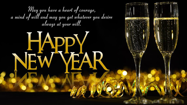 Happy New Year 2018 Wish