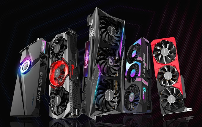 COLORFUL Unveils New GeForce RTX 30 Series