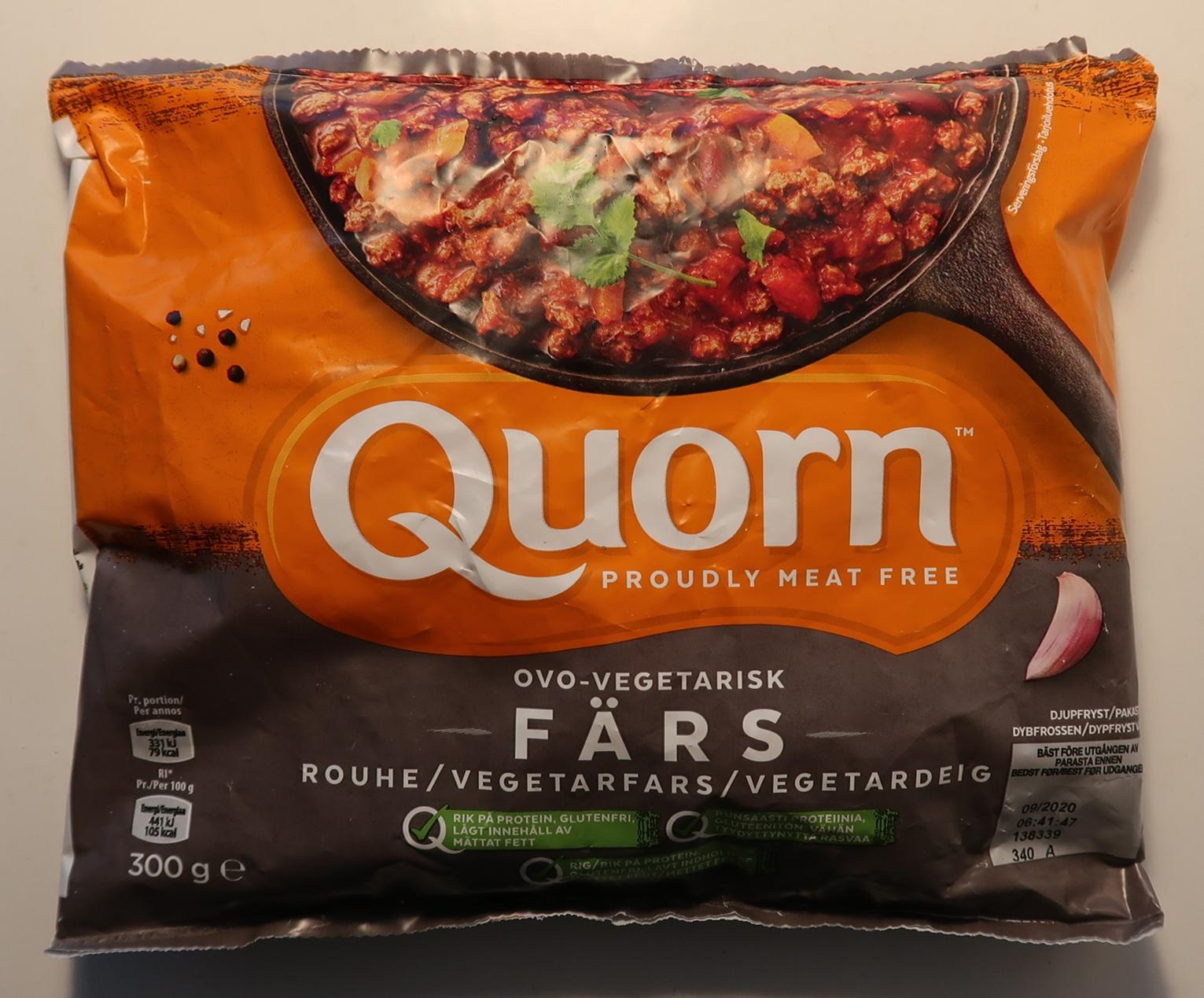 Quorn Lasagne Ica
