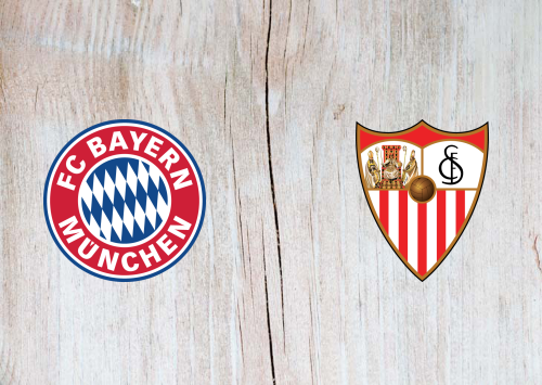 Bayern Munich vs Sevilla -Highlights 24 September 2020