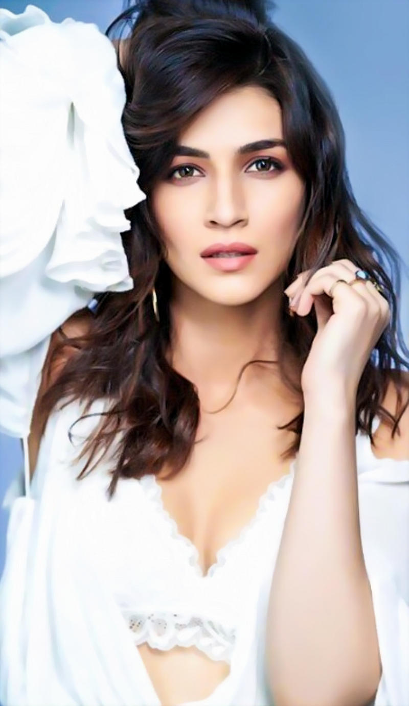 Kriti Sanon Hot iPhone Wallpaper