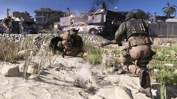 الكشف عن العرض الرسمي الأول لطور اللعب الجماعي للعبة Call of Duty Modern Warfare و مرحلة بيتا مفتوحة للجميع