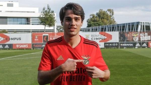 Oficial: El Benfica renueva a Henrique Pereira