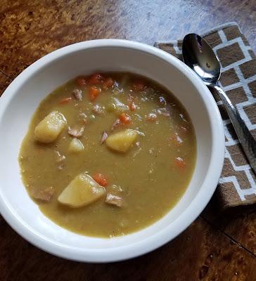 How to make Alabama Style Split Pea Soup!