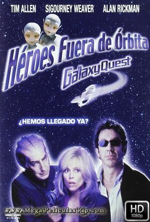 Heroes Fuera De Orbita [1080p] [Latino-Ingles] [MEGA]