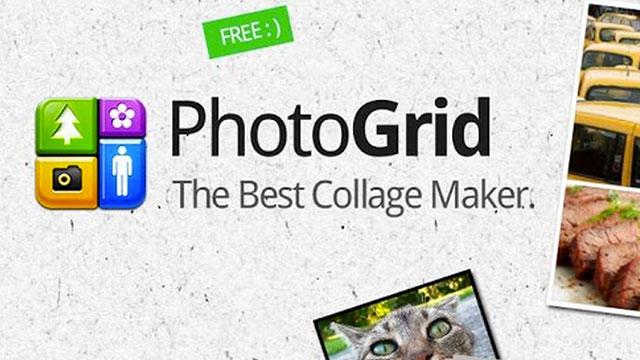Photo Grid Collage Maker Premium v6.49 build 64900006 [Cracked] Apk