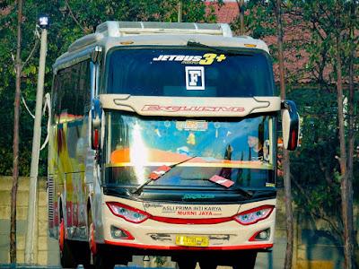 Foto Bus Murni Jaya F125