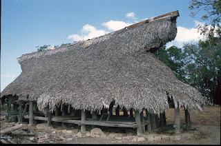 rumah tradisional orang sabu