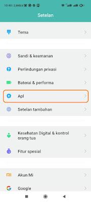 Cara Mudah Menghilangkan Tanda Alarm di HP Xiomi