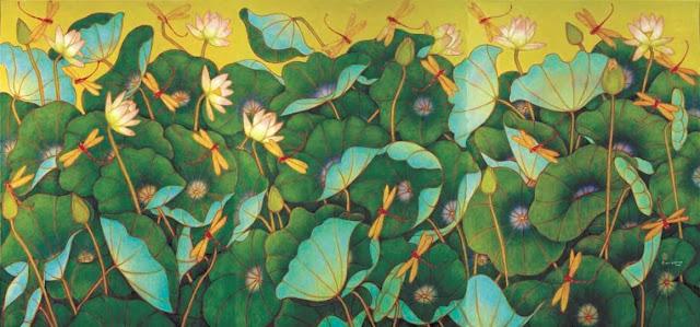 Painting Of A Ramachandran