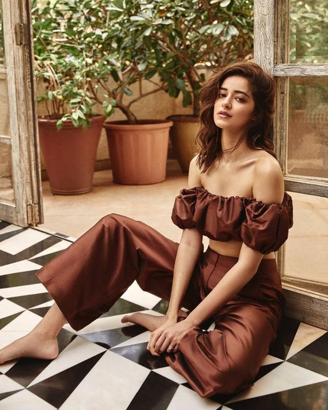 Pic of the day: Ananya Panday Amazing Photos