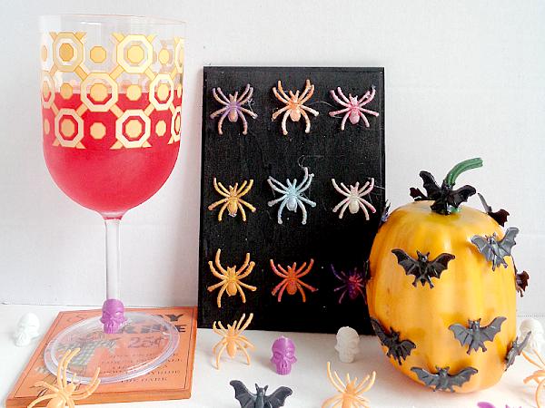 3 Simple DIYs To Make Using Halloween Rings!