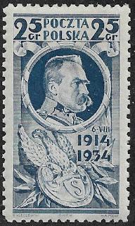 Poland 1934, Jozef Pilsudski