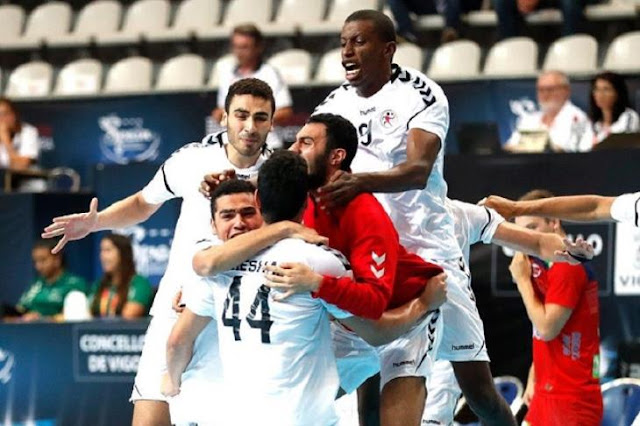 مشاهدة مباراة مصر وفرنسا بث مباشر اليوم كأس العالم لكرة اليد للشباب 21