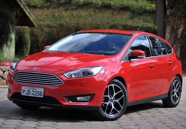 Ford Focus 2017 - preço