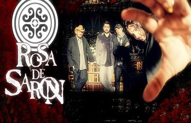 Banda Rosa de Saron Realizará Show em Mulungu do Morro dia 26 de Novembro