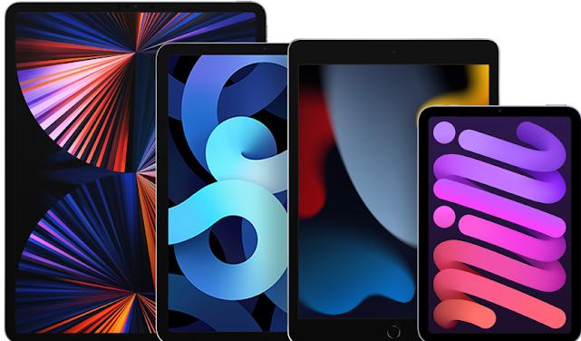Introducing Apple Watch Series 7, iPad And iPad Mini