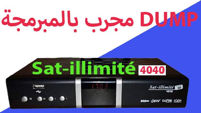 DUMP Sat-illimité 4040